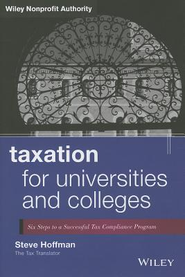 Taxation for Universities and Colleges