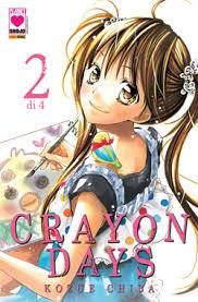 Crayon Days vol. 2
