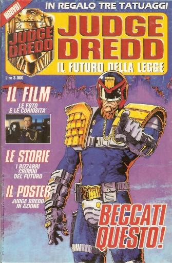 Judge Dredd n. 1