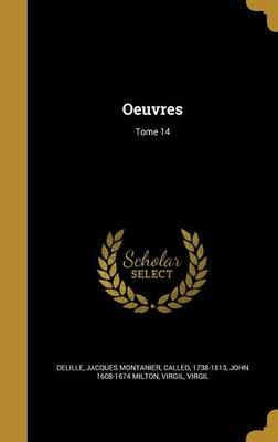 FRE-OEUVRES TOME 14