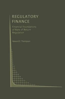 Regulatory Finance