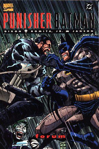 Punisher/Batman