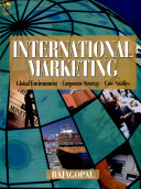 International Marketing, 1E