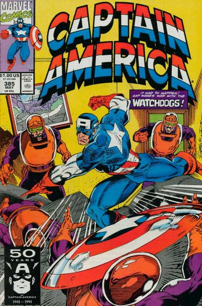 Captain America Vol....