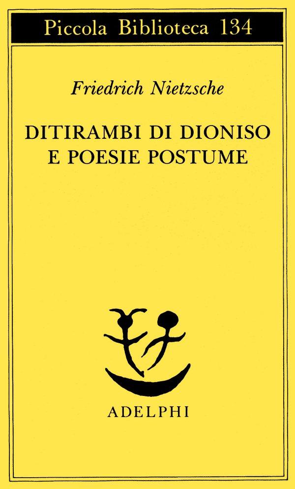 Ditirambi di Dioniso e Poesie postume