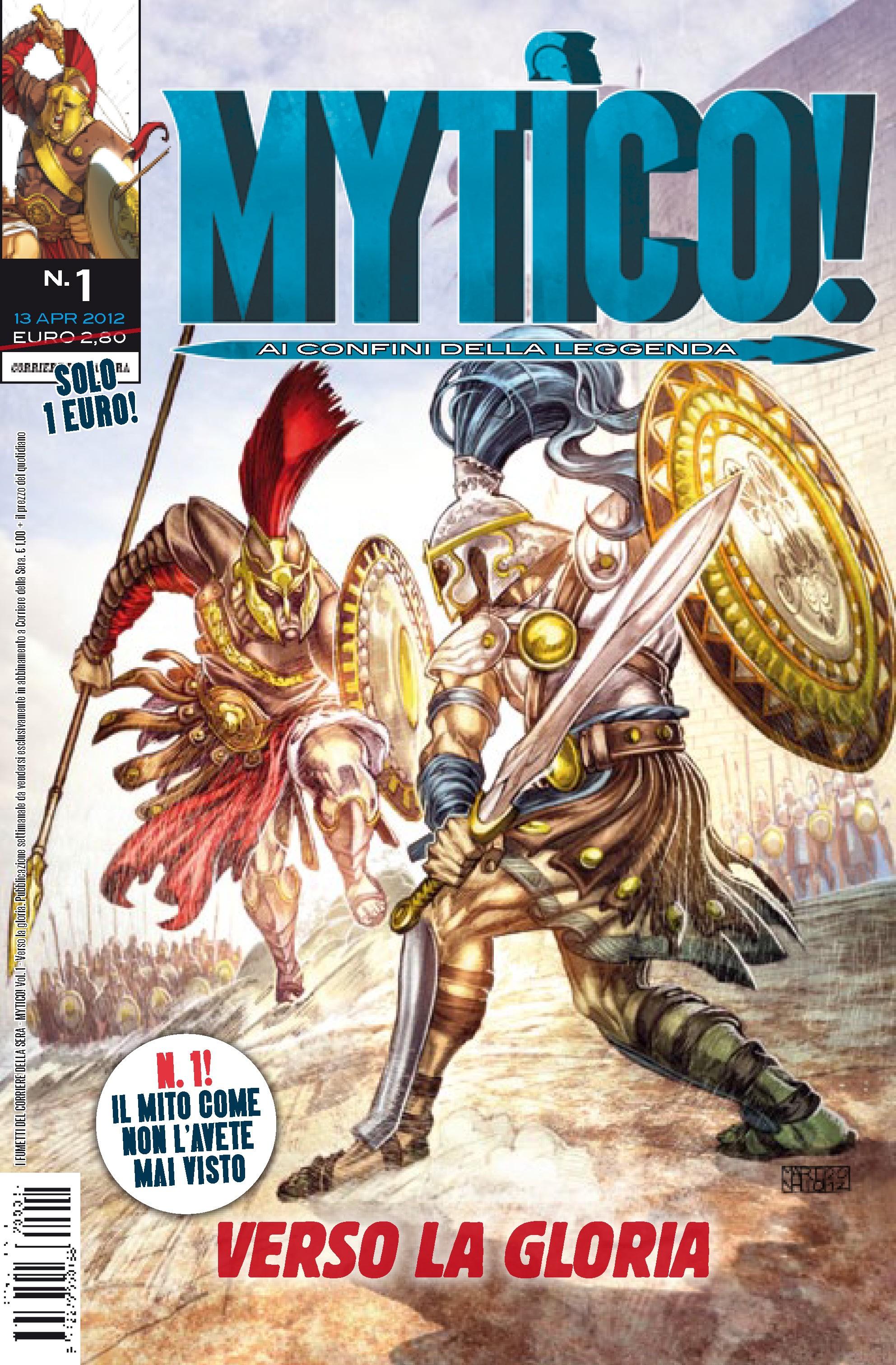 Mytico! vol. 1