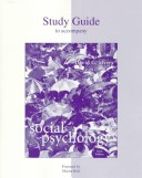 Study Guide to Accompany Social Psychology