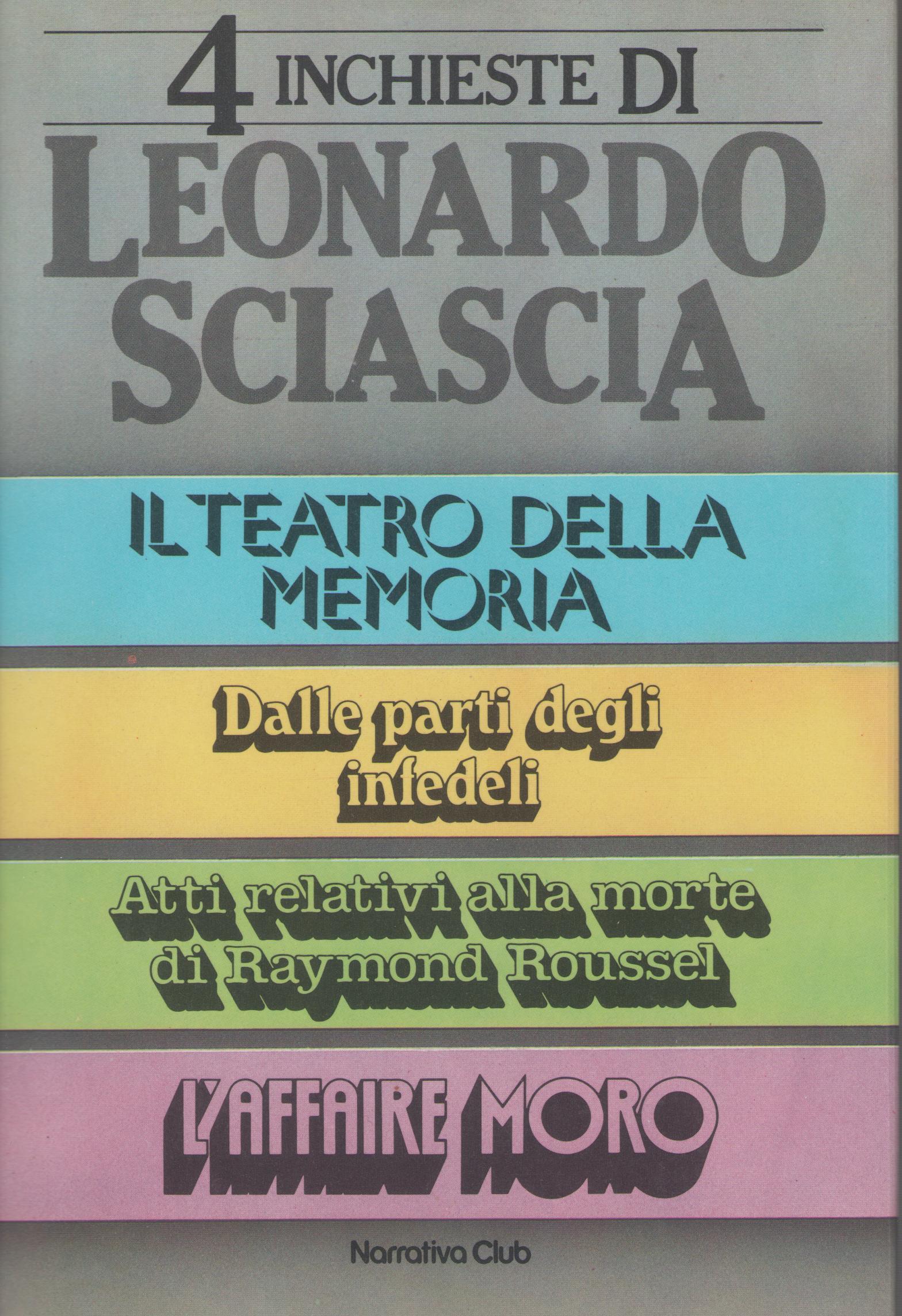 4 inchieste di Leonardo Sciascia