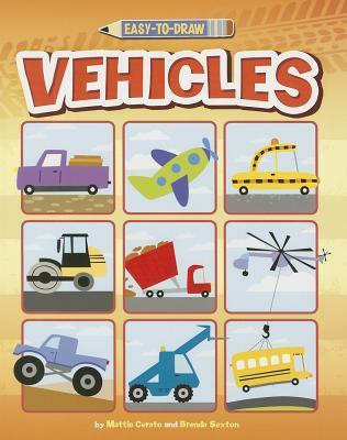Easy To Draw Vehicles