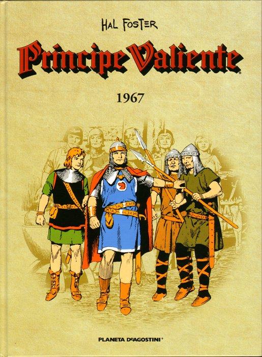 Príncipe Valiente #31