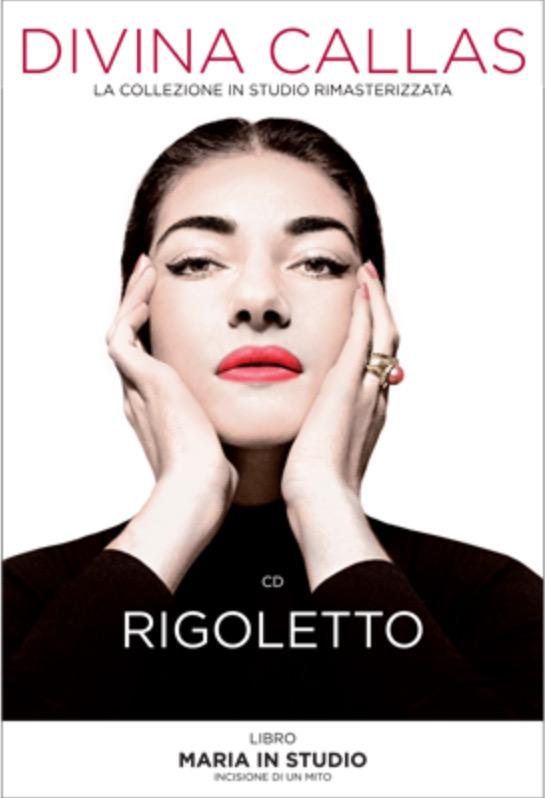 Maria in studio, incisione di un mito - Rigoletto