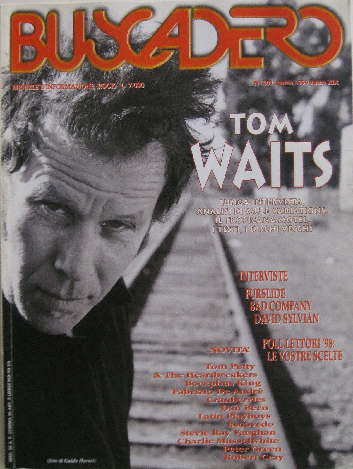 Buscadero n. 201 (aprile 1999)