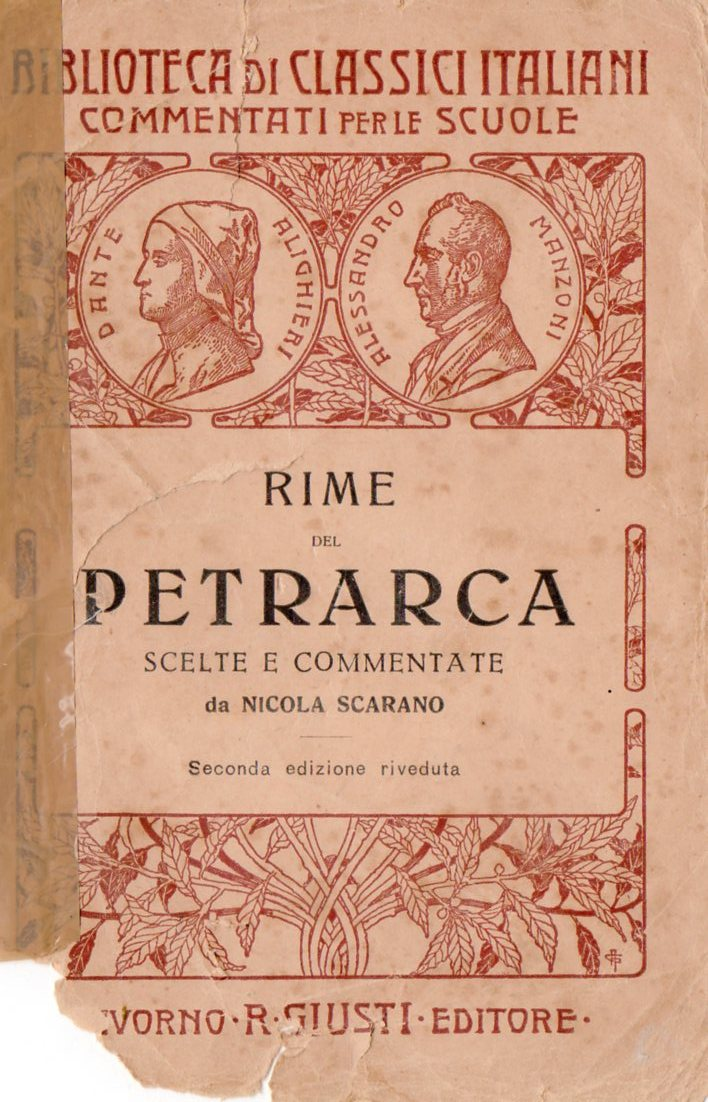 Rime del Petrarca