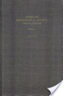 American Mathematical Society translations