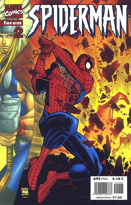 Spiderman Vol.3 #2 (...