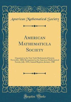 American Mathematicla Society