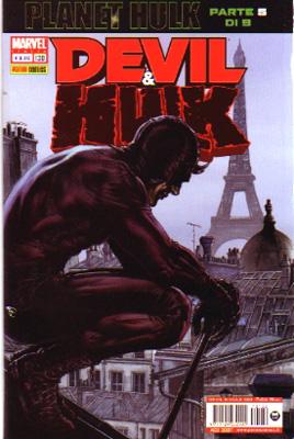 Devil & Hulk n. 130