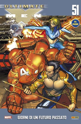 Ultimate X-Men n. 51