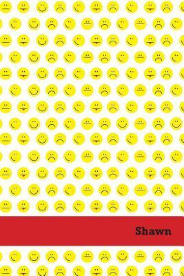 Etchbooks Shawn, Emoji, Wide Rule