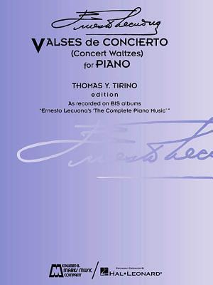 Ernesto Lecuona - Valses De Concierto