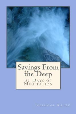Sayings from the Deep