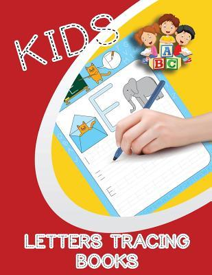 Kids Letters Tracing Books
