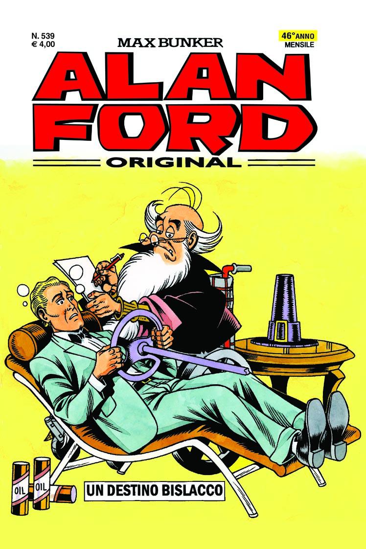 Alan Ford n. 539