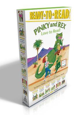 Pinky and Rex Love to Read!
