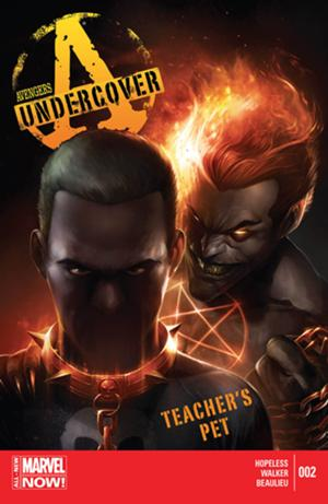 Avengers Undercover Vol.1 #2