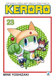 Keroro vol. 23