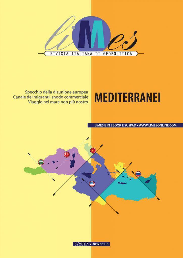 Limes: rivista italiana di geopolitica, 6/2017
