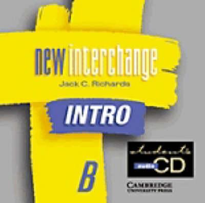 New Interchange Intro Student's CD B