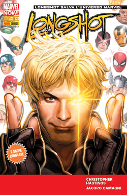 X-Men Deluxe Presenta n. 230