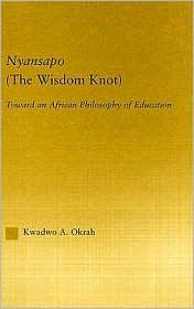 Nyansapo (the Wisdom Knot)