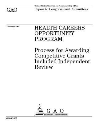 Health Careers Opportunity Program