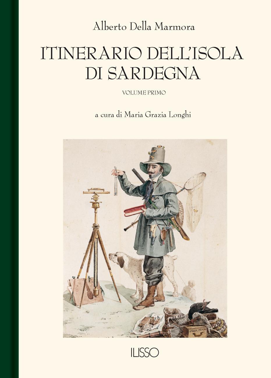 Itinerario dell'isola di Sardegna