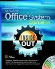 Microsoft Office 2003 Inside Out