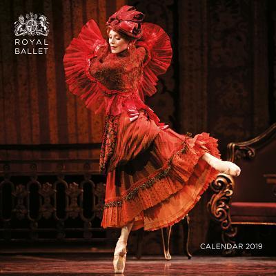 Royal Ballet 2019 Calendar