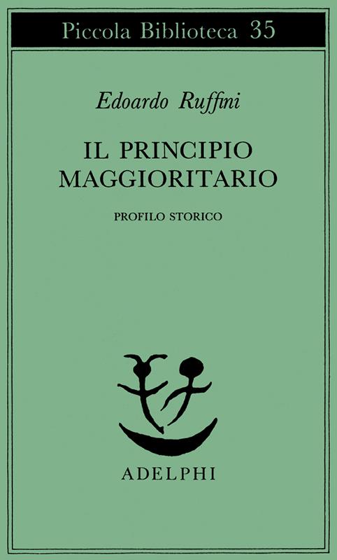 Il principio maggioritario