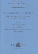Four travel journals