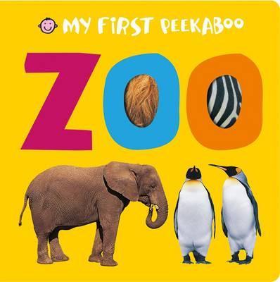 Zoo (My First Peekaboo)