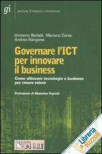 Governare l'ICT per innovare il business