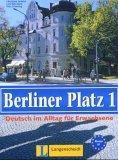 Berliner Platz 1. Lehrbuch, Arbeitsbuch und CD