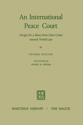 An International Peace Court