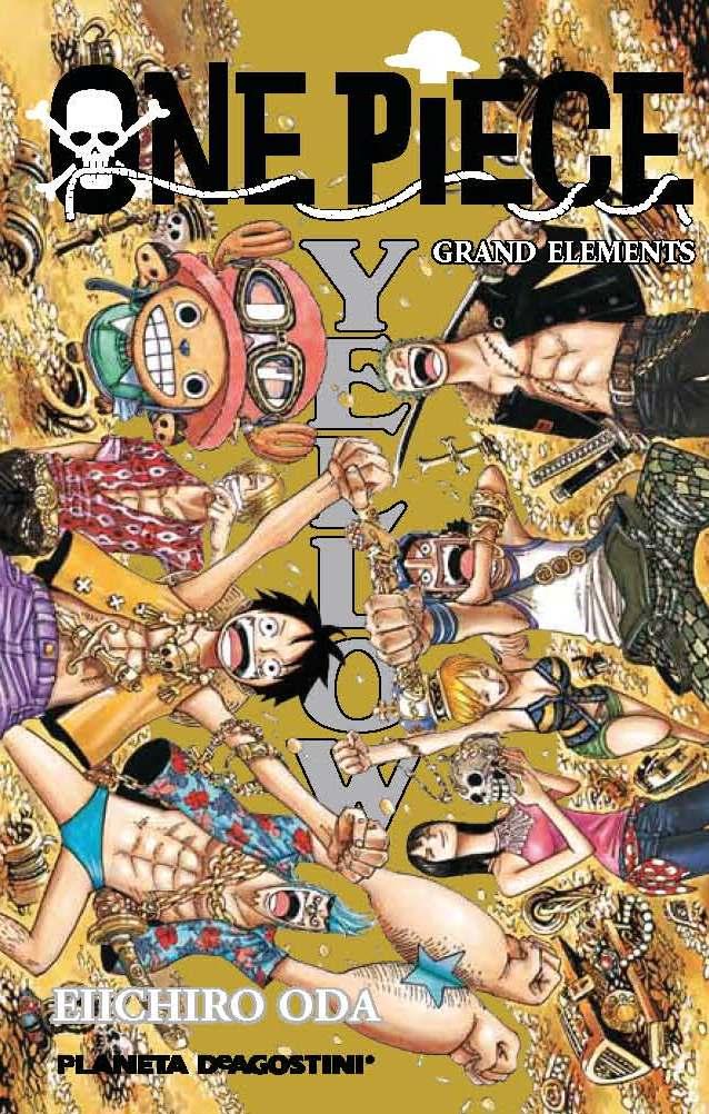 One Piece Guía #3