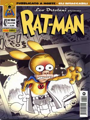 Rat-Man Collection n.42