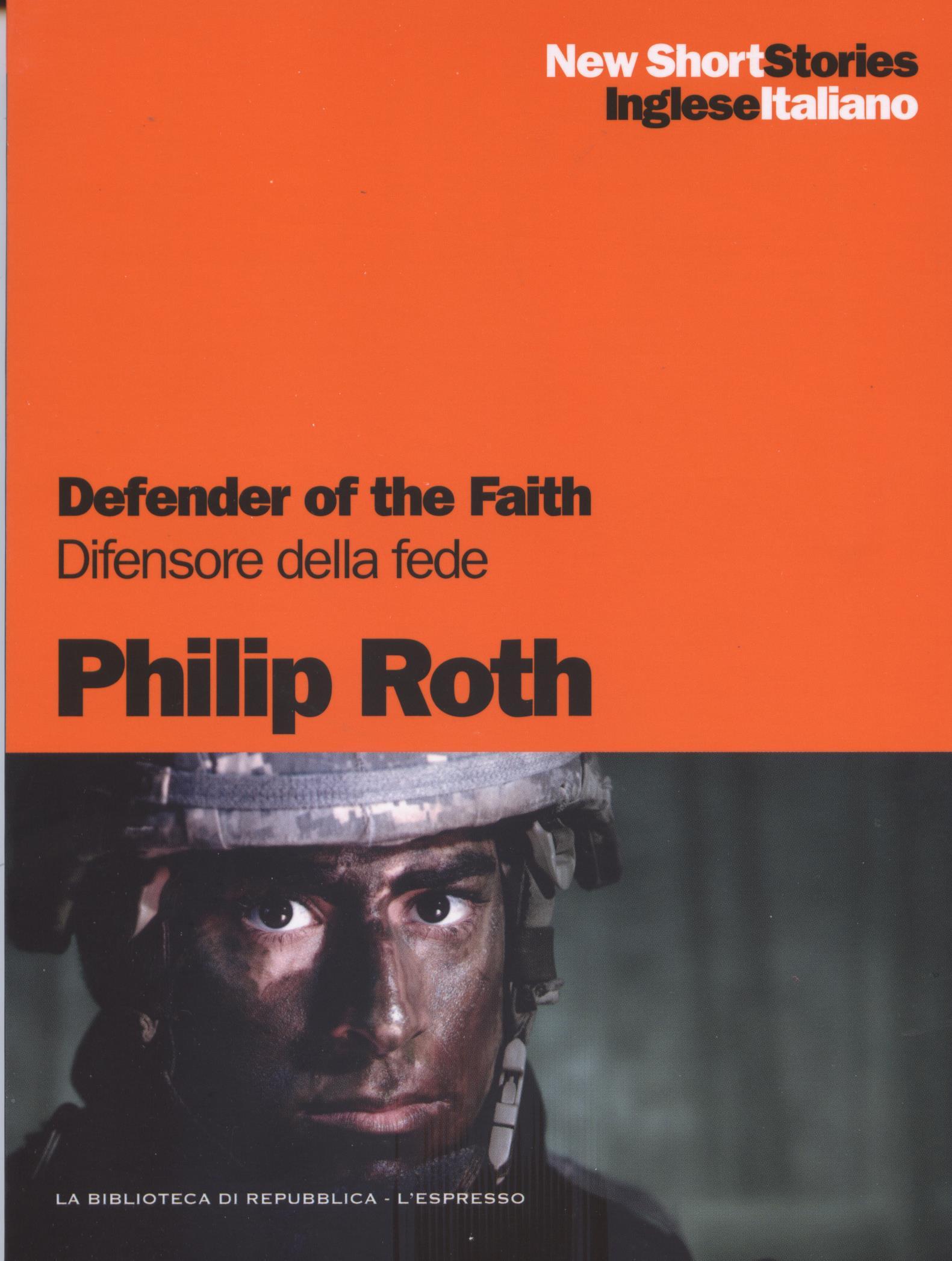 Defender of the faith / Difensore della fede