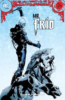 Batman Arkham Nº 05 (de 12): Mr. Frío