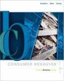 Consumer Behavior: With DDB Needham Data Disk