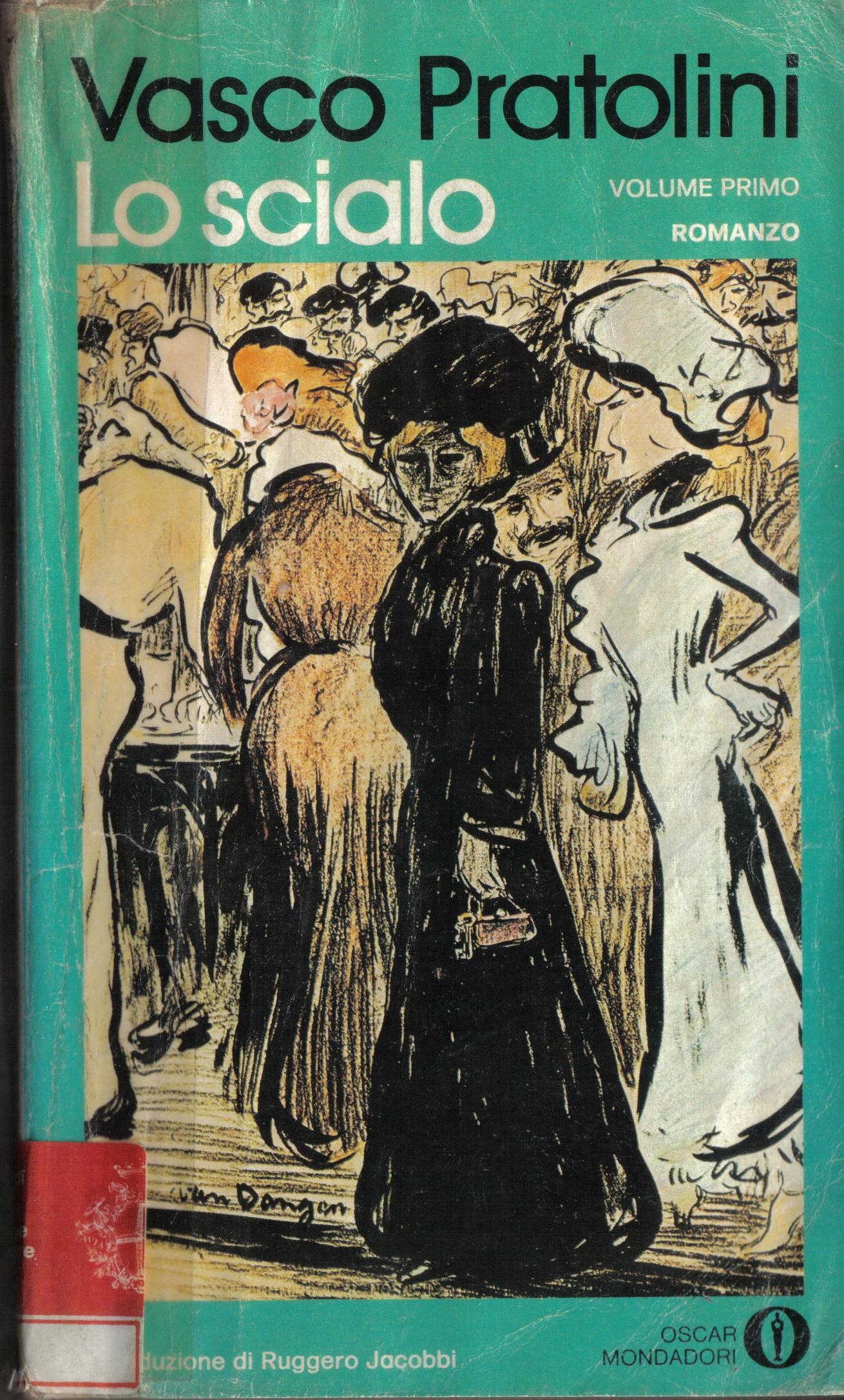 Lo scialo (3 volumi)